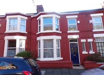 Thumbnail 3 bed terraced house for sale in Lugard Road, Liverpool, Merseyside