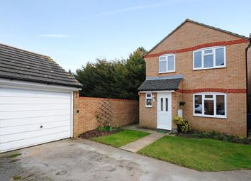 Thumbnail 3 bed detached house for sale in Launton Meadows, Bicester