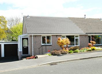 Thumbnail 2 bed semi-detached bungalow for sale in 19 Brandlehow Crescent, Keswick, Cumbria