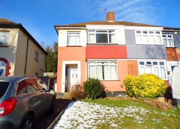 Thumbnail 3 bed semi-detached house for sale in Valley Drive, Gravesend
