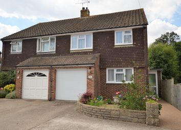 Thumbnail 3 bed semi-detached house for sale in Redhill Road, Rowland's Castle