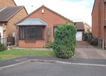 Thumbnail 2 bed bungalow to rent in Compton Drive, Creswell, Worksop