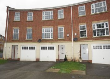 Thumbnail 3 bed semi-detached house for sale in Roundhouse Crescent, Worksop