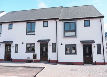 Thumbnail 2 bedroom terraced house to rent in Milbury Farm Meadow, Exminster, Exeter
