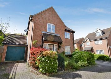 Thumbnail 3 bedroom detached house for sale in Heywood Lane, Dunmow