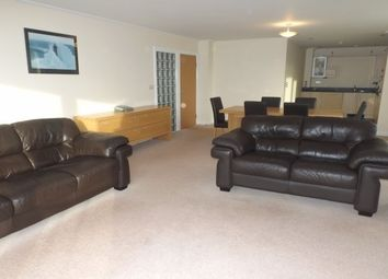 Thumbnail 2 bed flat to rent in Taliesin Court, Century Wharf, Cardiff Bay