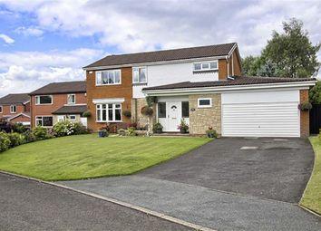 Thumbnail 4 bed detached house for sale in Dimple Park, Egerton, Bolton
