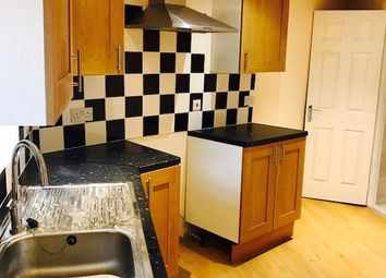 Thumbnail 1 bedroom flat to rent in Whiting Avenue, London