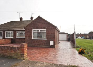 Thumbnail 2 bed semi-detached bungalow for sale in Priory Road, Stanford-Le-Hope