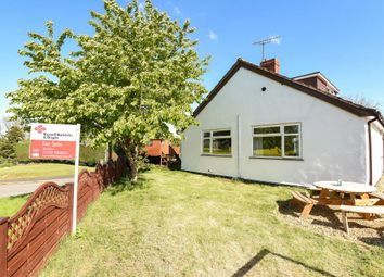 Thumbnail 3 bed detached bungalow for sale in Kingstone, Herefordshire