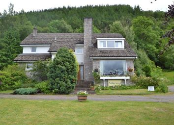 Thumbnail 4 bed detached house for sale in Invergarry