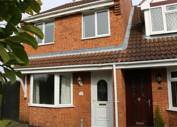 Thumbnail 3 bed end terrace house for sale in Foxley Court, Bourne