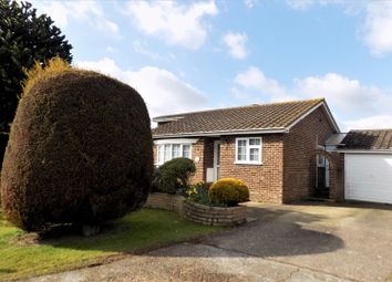 Thumbnail 3 bed detached bungalow for sale in Sevenoaks Road, Eastbourne