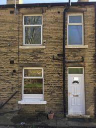 Thumbnail 1 bed terraced house to rent in Bradford Road, Brighouse, Brighouse