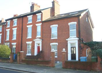 Thumbnail 5 bedroom town house for sale in Woodbridge Road, Ipswich