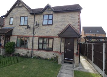 Thumbnail 3 bedroom semi-detached house for sale in West Green Drive, Kirk Sandall, Doncaster