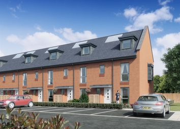 "Thumbnail 3 bed end terrace house for sale in ""Plots 3 - 8"" at Hulse Road, Shirley, Southampton"