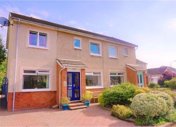 Thumbnail 3 bed semi-detached house for sale in Greenan Grove, Ayr