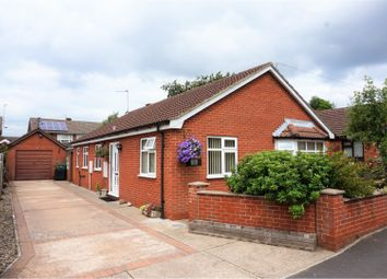Thumbnail 2 bed detached bungalow for sale in Well Street, Scunthorpe