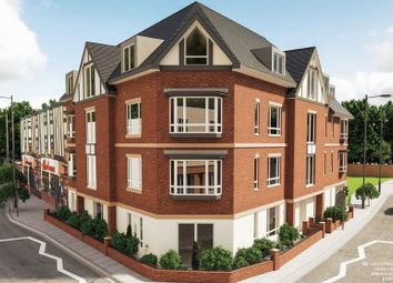 Thumbnail 1 bed flat for sale in Third Floor Apartment, King Oak, High Street, Harborne