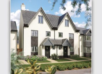 "Thumbnail 3 bed semi-detached house for sale in ""The Tetbury"" at Fulmar Road, Bude"