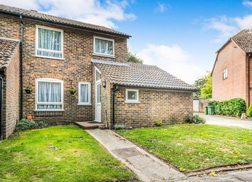 Thumbnail 3 bedroom terraced house for sale in Swan Close, Storrington, Pulborough