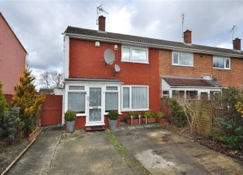 Thumbnail 2 bed end terrace house for sale in Queens Drive, Swindon, Wiltshire