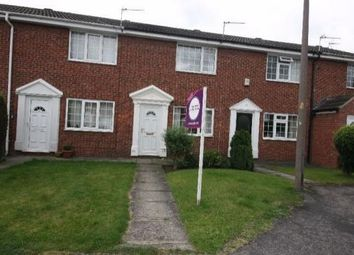 Thumbnail 2 bed terraced house to rent in Barons Crescent, Copmanthorpe, York