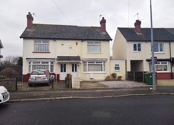 Thumbnail 3 bedroom semi-detached house for sale in Tweedsmuir Road, Tremorfa, Cardiff