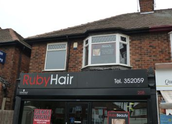 Thumbnail 1 bedroom flat to rent in Willerby Road, Hull