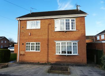 Thumbnail 2 bed flat for sale in Boswell Drive, Lincoln