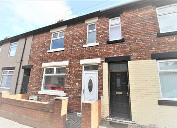 Thumbnail 2 bed terraced house to rent in Leamington Parade, Hartlepool, Hartlepool
