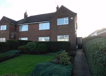 Thumbnail 2 bed flat to rent in Mansfield Road, Alfreton, Derbyshire