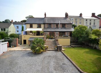 Thumbnail 4 bed detached house for sale in Clifton Street, Laugharne, Carmarthen