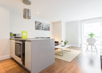 Thumbnail 1 bed flat for sale in 112 Whitechapel High Street, London