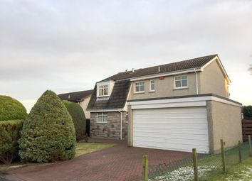 Thumbnail 4 bed detached house to rent in Broompark, Cults, Aberdeen
