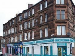 Thumbnail 1 bedroom flat to rent in Crail Street, Glasgow