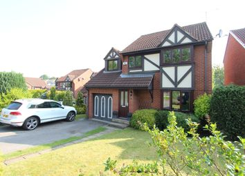 Thumbnail 4 bed detached house for sale in Church Mews, Killamarsh, Sheffield, South Yorkshire