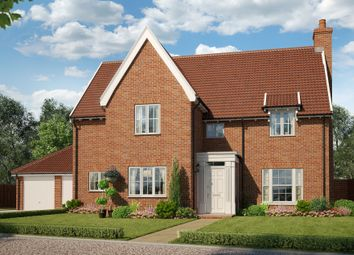 Thumbnail 5 bed detached house for sale in Type 2063, St Peter's Place, Church Road, Stutton