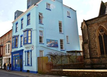 Thumbnail Hotel/guest house for sale in St. James Place, Ilfracombe