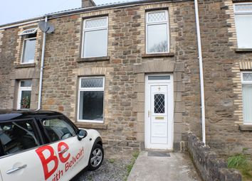 Thumbnail 3 bed terraced house to rent in Railway Terrace, Swansea