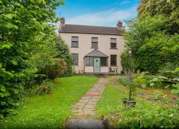 Thumbnail 4 bed detached house for sale in Grove Road, Milton, Weston-Super-Mare