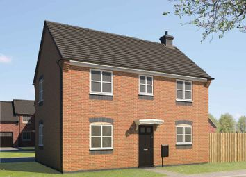 Thumbnail 3 bed semi-detached house for sale in The Ripon, Pleasley, Mansfield