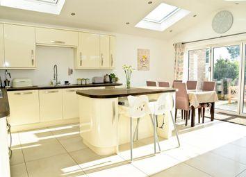 Thumbnail 4 bed semi-detached house for sale in Larksleaze Road, Longwell Green, Bristol