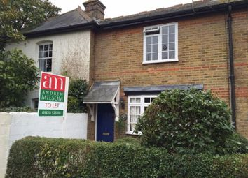 Thumbnail 2 bed terraced house to rent in Hill Farm Road, Taplow, Maidenhead