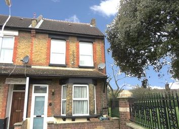Thumbnail 3 bed end terrace house to rent in Freemasons Road, Croydon