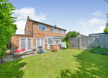 Thumbnail 3 bed semi-detached house for sale in Richmond Road, Westoning, Bedford