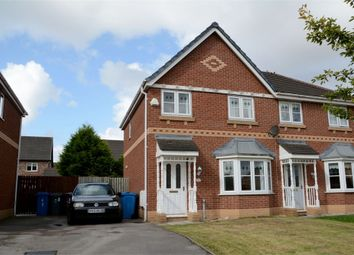 Thumbnail 3 bed semi-detached house for sale in Bede Close, Kirkby, Liverpool, Merseyside