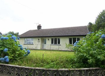 Thumbnail 3 bed bungalow to rent in Ffair Rhos, Ystrad Meurig