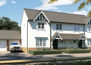 Thumbnail 4 bed semi-detached house for sale in Rowhedge Wharf, Rectory Road, Rowhedge, Colchester, Essex